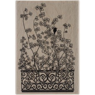 Penny Black Mounted Rubber Stamp 3.5inX5inBlooms
