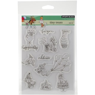 Penny Black Clear Stamps 5inX6.5in SheetTiny Treats