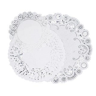 Pacon Deluxe Art Tex Doilies (Pack of 30)