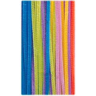 ChenilleKraft Neon Jumbo Chenille Pipe Cleaners (Pack of 100)
