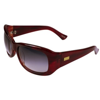 Andy Goetz Red Wine Acetate Sunglasses