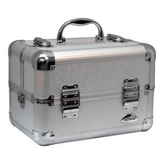 Sunrise 2-tier Accordion Trays Makeup Case