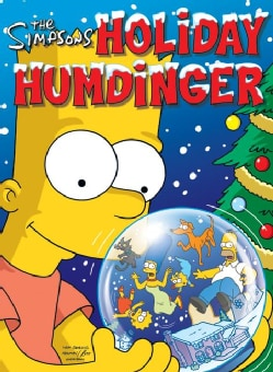 The Simpsons Holiday Humdinger (Paperback)