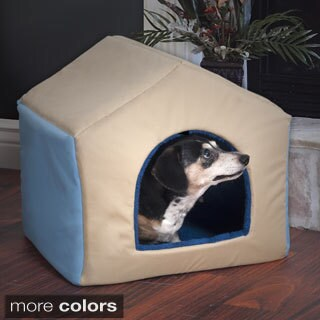Paw Dog House Pet Bed and Sofa
