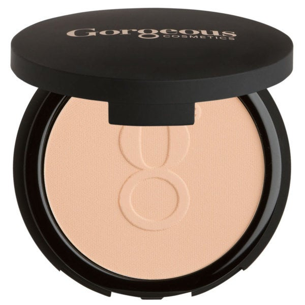 Gorgeous Cosmetics Powder Perfect 03-PP Medium Pressed Powder