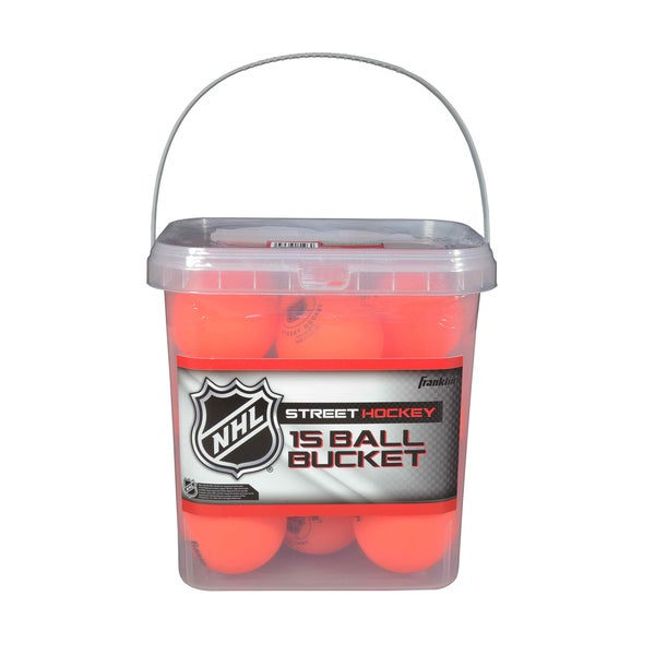 Franklin Sports NHL High Density Balls (Pack of 15)