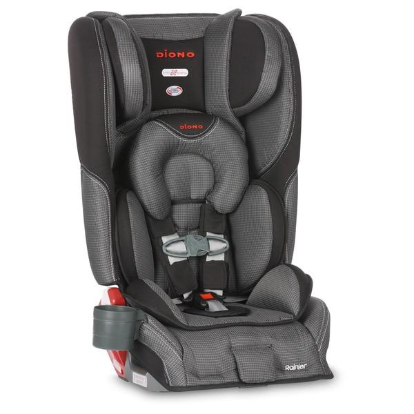 Diono Rainier Convertible Car Seat Plus Booster in Shadow