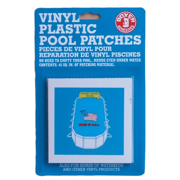 Plastic Pool Patches