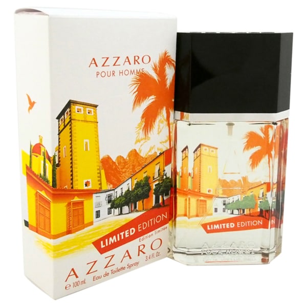 Loris Azzaro Limited Edition 2014 Men's 3.4-ounce Eau de Toilette Spray