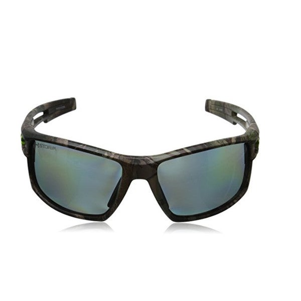 Under Armour UA Captain Realtree Grey Polarized Sunglasses