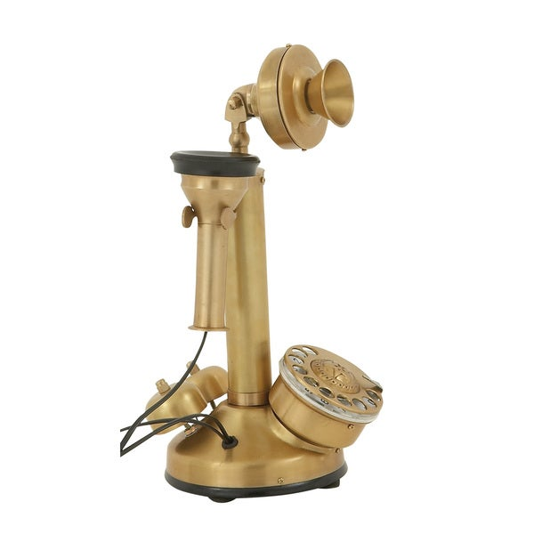Stunning Brass Telephone