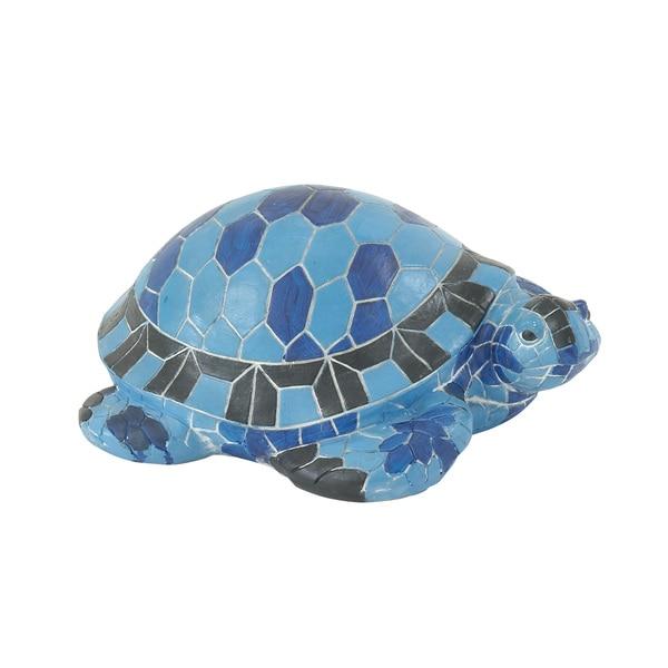Impressive Blue Turtle
