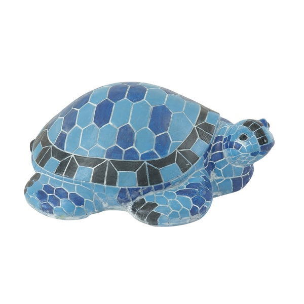 Remarkable Blue Turtle