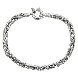 Sterling Silver 4mm Italian Links Bracelet