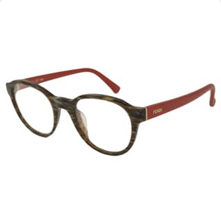 Fendi Women's F1023 Rectangular Reading Glasses