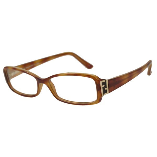 fendi s f974 rectangular reading glasses 17288992