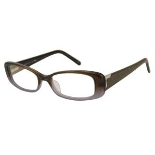 Fendi Women's F967 Rectangular Reading Glasses