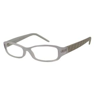 Fendi Women's F838R Rectangular Reading Glasses