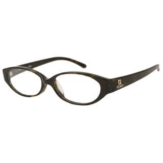Fendi Women's F837J Oval Reading Glasses