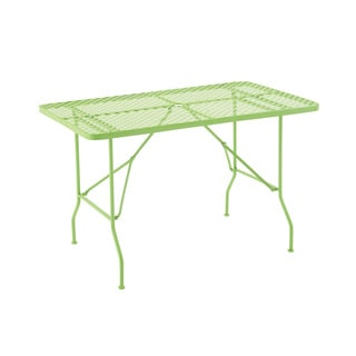 Multipurpose Metal Folding Outdoor Table