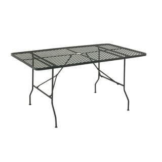 Elegant Metal Folding Outdoor Table