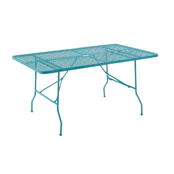 Classy Metal Folding Outdoor Table 15425553