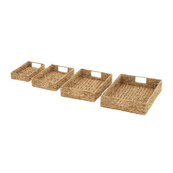 Amazing Sea Grass Baskets (Set of 4)
