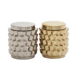 Priceless Ceramic Jar (Set of 2)