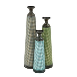 Beautiful and Colorful Vase (Set of 3)