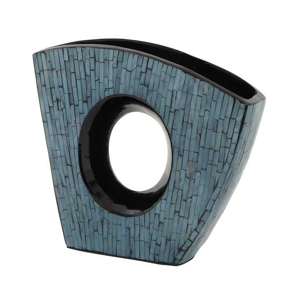 Remarkable Ceramic Inlay Vase