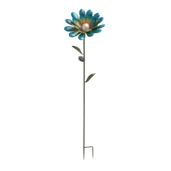 Bright and Beautiful Solar Garden Stake