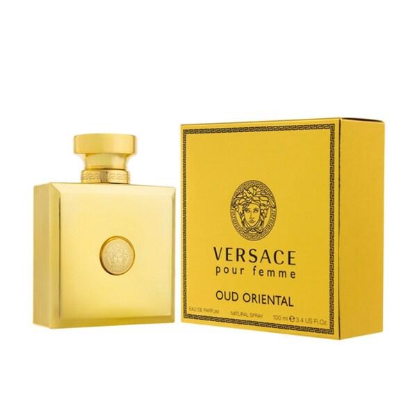 Gianni Versace Oud Oriental Pour Femme Women's 3.4-ounce Eau de Parfum Spray