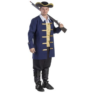 Dress Up America Men's Colonial Aristocrat Costume