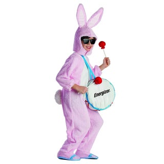 Dress Up America Boys' Energizer Bunny Mascot Costume
