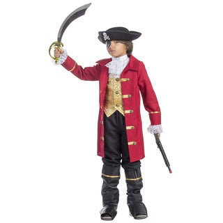 Dress Up America Elite Boys' Pirate Costume