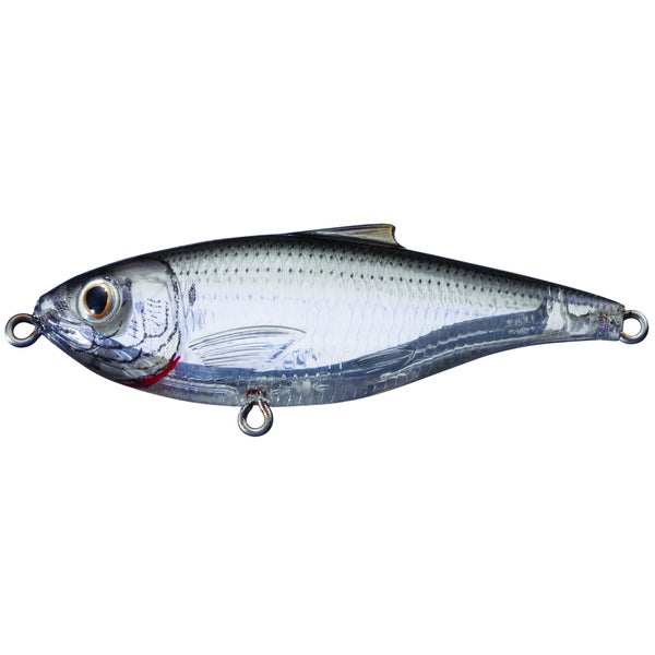 LiveTarget Scaled Sardine Twitchbait Ghost/ Natural no. 6