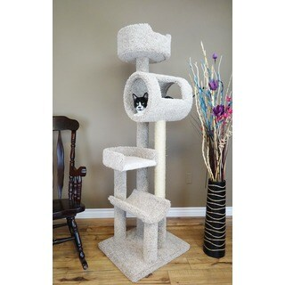 New Cat Condos Deluxe Cat Play Loft