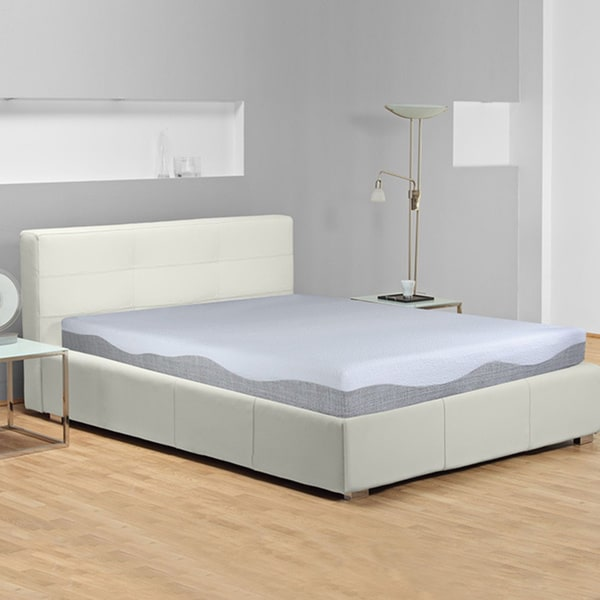 Sinomax Sleep 9-inch Twin-size Body Shape Memory Foam Mattress