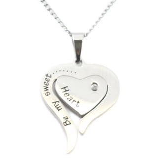 'Be My Sweetheart' Pendant