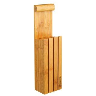 Kyocera Bamboo 3-Slot Knife Block