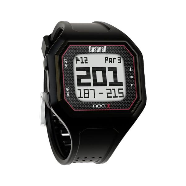 Bushnell NEO-X GPS Rangefinder Watch, Black (Refurbished) - 368500