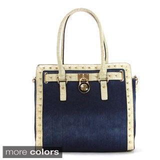 Hollywood Rachel Voile Jean Tote