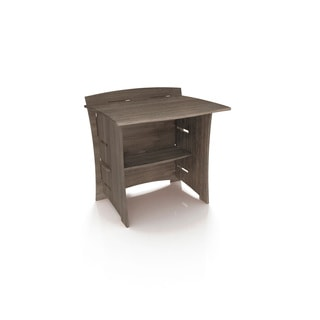Legare Furniture 30-inch Grey Driftwood Desk Extension