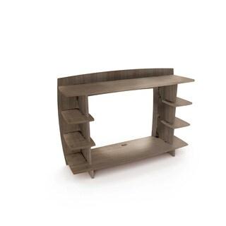 Legare Furniture 36-inch Grey Driftwood Desk Hutch