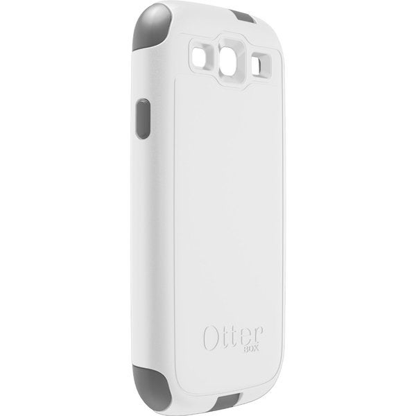 OtterBox Commuter Series White Phone Case for Samsung Galaxy S3