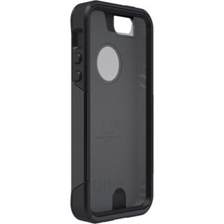 OtterBox Commuter Series Black Phone Case for iPhone 5/ 5S