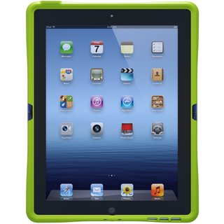 OtterBox Reflex Series Green/ Navy Case with Stand for Apple iPad 4/ 3/ 2