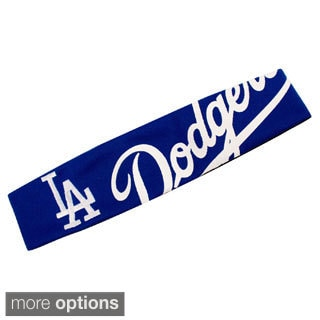 MLB Team Logo Jersey Headband