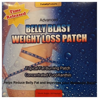 Totally Products Belly Blast Weight Loss Patch (30 Count)