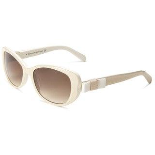 Kate Spade Women's Chandra/S Oval Sunglasses